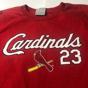 St Louis Cardinals Jersey T-Shirt Freese Tee MLB